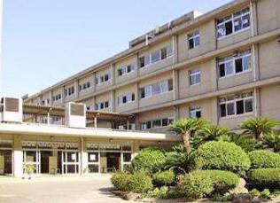 福山市立向丘中学校の画像1