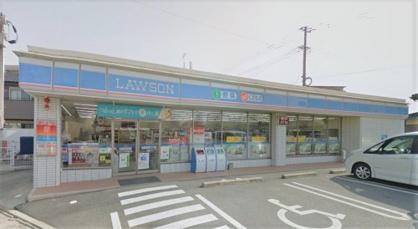 ローソン 久留米国分店の画像1