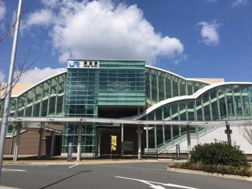 JR西日本 岸辺駅 みどりの窓口の画像1