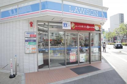 ローソン 神戸古湊通一丁目店の画像1