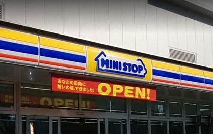 ミニストップ 越中島通り店の画像1