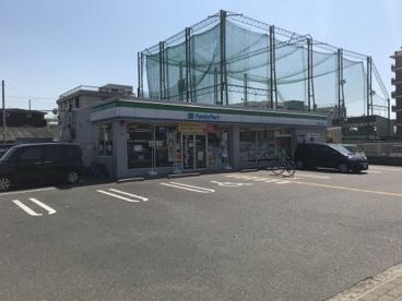 ファミリーマート 遠里小野二丁目店の画像1