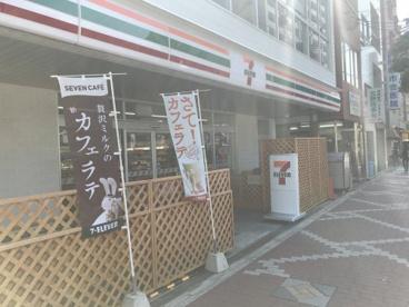 セブンイレブン 地下鉄あびこ駅西店の画像1