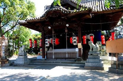 福島八幡宮の画像1