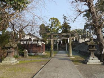 福島八幡宮の画像2