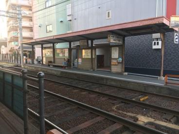 阪堺電軌阪堺線「我孫子道」駅の画像1
