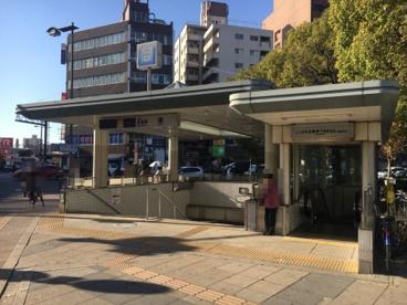 OsakaMetro御堂筋線「長居」駅の画像1
