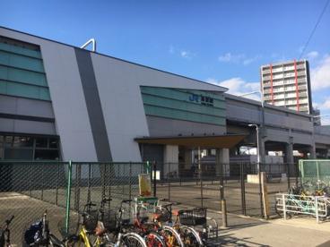 JR阪和線「長居」駅の画像1