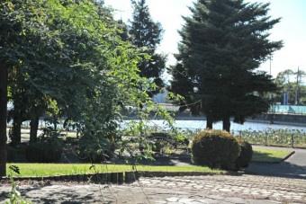 伊与久沼公園の画像1