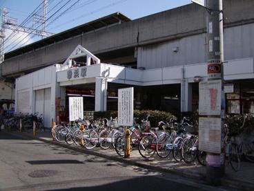 南海本線「粉浜」駅の画像1