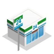 ファミリーマート高浜湯山町二丁目店の画像1