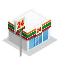 セブンイレブン高浜稗田町店の画像1