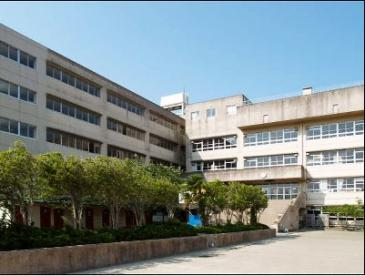 草加市立青柳中学校の画像1
