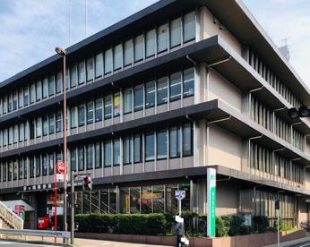 茅ヶ崎郵便局の画像1