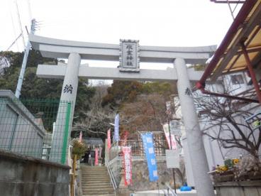 氷室神社の画像1
