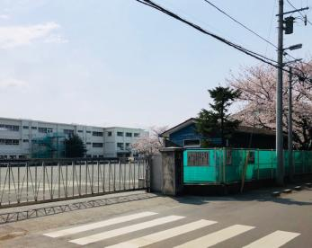 茅ヶ崎市立鶴嶺小学校の画像1
