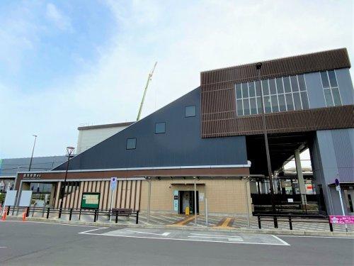 東武東上線「新河岸」駅の画像