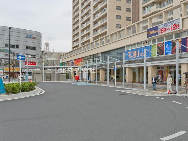 東武東上線「鶴瀬」駅の画像