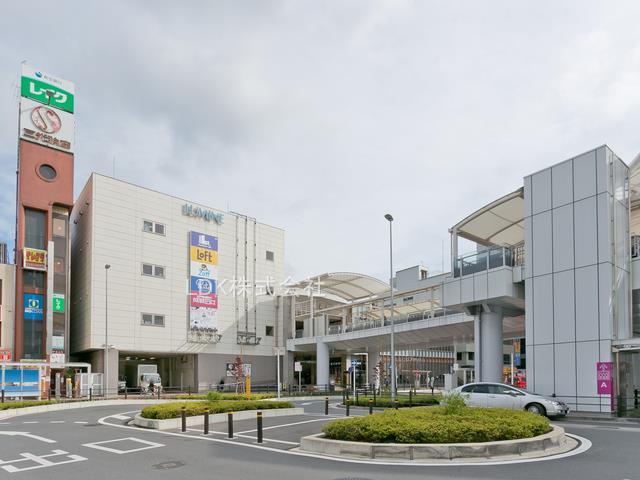 東武東上線「川越」駅の画像