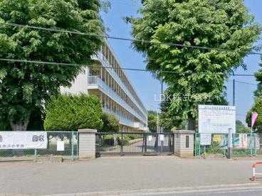 三芳町/唐沢小学校の画像1
