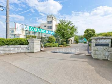 三芳町/藤久保中学校の画像1