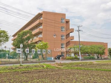 富士見市/水谷中学校の画像1