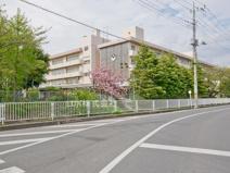 富士見市/東中学校