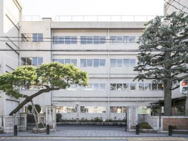 川越市/霞ケ関中学校の画像1