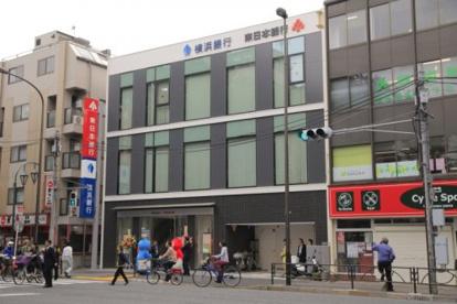 東日本銀行八幡山支店の画像1