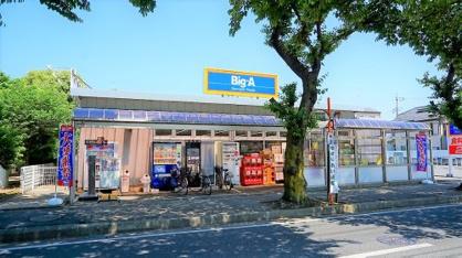 ビッグ・エー/大井亀久保店の画像1