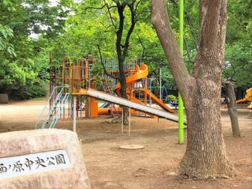 ふじみ野市/西ノ原中央公園の画像1
