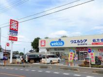 ウェルシア/富士見渡戸店