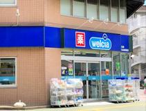 ウェルシア/富士見東みずほ台駅前店