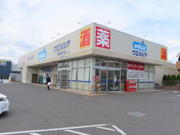 ウエルシア四街道津の守店の画像1