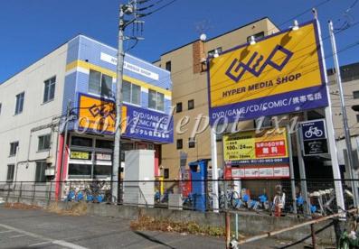 ゲオ 板橋本町店の画像1
