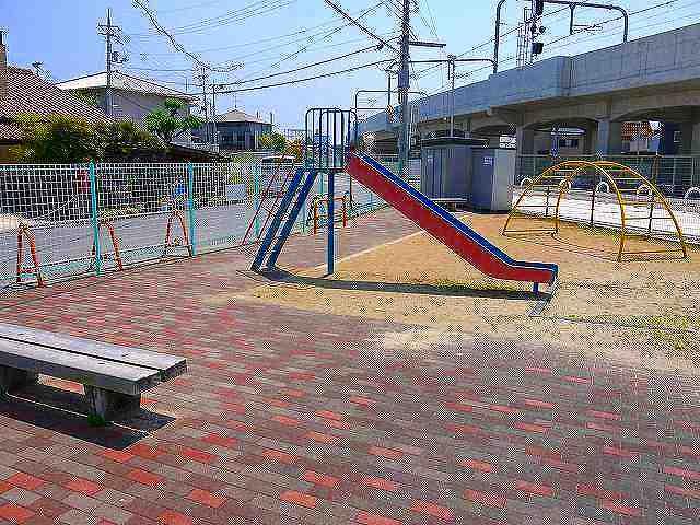 法蓮桜町公園の画像