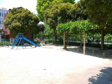 芝辻町三丁目街区公園の画像1