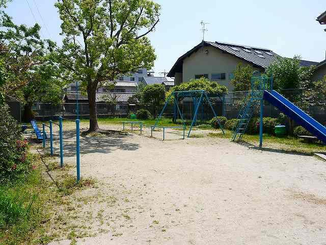 多聞町街区公園の画像