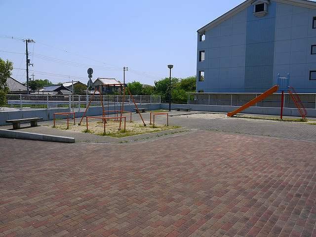 東之阪市営住宅公園の画像