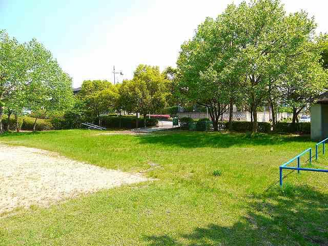 青山九丁目街区公園の画像