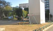 背戸口公園