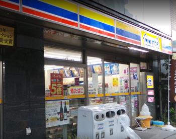 ミニストップ 新宿大京町店の画像1