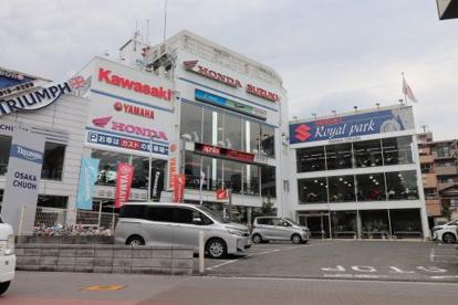 トライアンフ大阪中央の画像1