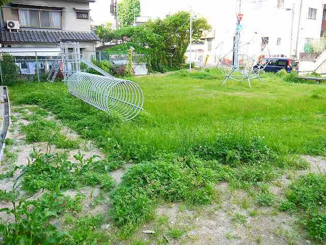 油阪児童公園の画像