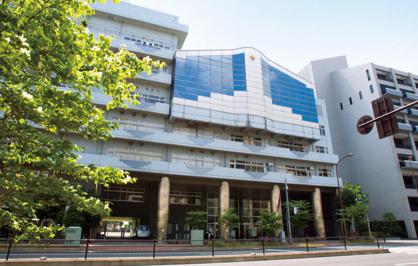 文京区立茗台中学校の画像1