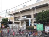 近鉄南大阪線 「矢田」駅