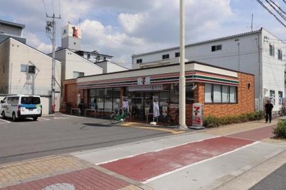 セブンイレブン放出東店の画像1