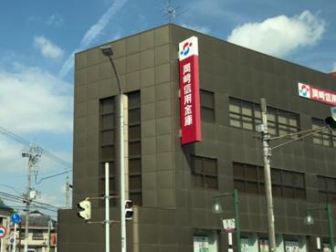 岡崎信用金庫本町支店の画像1