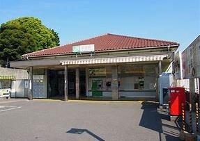 鶯谷駅の画像1