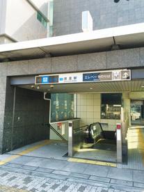 大阪市四つ橋線「岸里」駅の画像1